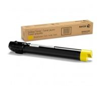 Картридж желтый Xerox WorkCentre 7525 / 7530 / 7535 / 7545 / 7556 / 7830 / 7835 / 7845 / 7855 ,оригинальный