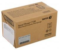 Тонер-картридж желтый Xerox Phaser 7100 / 7100N / 7100DN ,оригинальный