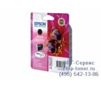 Картридж черный Epson Т0731 ,оригинальный