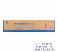 Тонер-картридж пурпурный Konica Minolta Magicolor 8650DN ,оригинальный