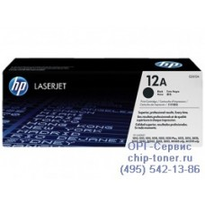Картридж HP LaserJet 1010 / 1018 / 1020 / 1022 / 1022N / 3015 / 3020 / 3030 / 3055 / M1005 / M1319  , оригинальный