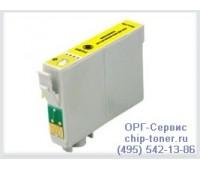 Картридж желтый Epson Stylus C79 / CX3900 / CX4900 / T210 ,совместимый