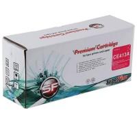 Картридж пурпурный HP CE413A ,совместимый