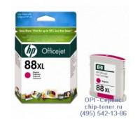 Картридж пурпурный Hewlett Packard HP 88XL ,оригинальный