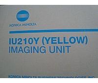 Фотобарабан желтый Konica-Minolta bizhub C250 / C250Р / C252 / C252P ,оригинальный Уценка : дефект упаковки