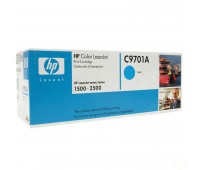 Картридж голубой HP Color LaserJet 1500, 1500N, 1500TN, 2500, 2500N,2500TN  оригинальный