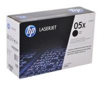Картридж HP CE505X,оригинальный повышенной емкости.