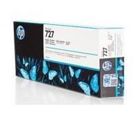 Картридж HP 727 черный для фотопечати, оригинальный повышенной емкости.