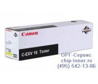 Картридж Canon C-EXV16 желтый Canon CLC 4040 / 4141/ 5151 ,оригинальный