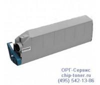 Картридж голубой Oki C9500 ,совместимый