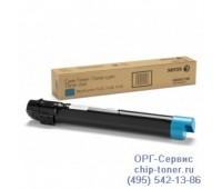 Картридж голубой Xerox WorkCentre 7425 / 7428 / 7435 ,оригинальный