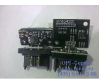 Чип пурпурного фотобарабана Develop Ineo + 451/550/650