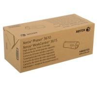 Картридж 106R02723 повышенной емкости для Xerox Phaser 3610 / WorkCentre 3615 оригинальный