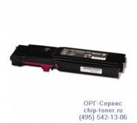 Картридж пурпурный Xerox Phaser 6600 совместимый