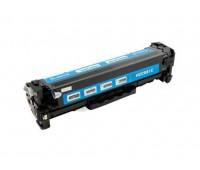 Картридж голубой HP CL CM2320 / CP2025 совместимый
