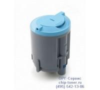 Картридж голубой Samsung CLP-300 / CLX-2160 / 3160 совместимый