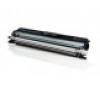 Тонер-картридж черный Oki C110 / C130 / MC160 совместимый