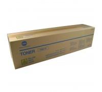 Тонер-картридж желтый Konica Minolta bizhub C451 / С650 оригинальный