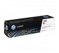 Картридж HP №130A / CF353A  пурпурный HP Color LaserJet Pro M176n /  M177fw оригинальный