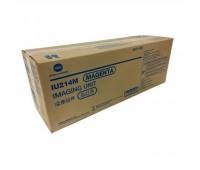 Блок проявки IU-214M / A85Y0ED пурпурный для Konica Minolta bizhub C227 / C287 оригинальный