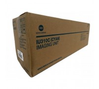 Блок проявки Konica-Minolta IU-310C голубой для Bizhub C350 / C450 / 450P оригинальный