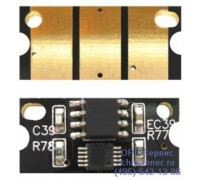 Чип желтого тонер-картриджа Konica Minolta bizhub C452 / C552 / C652